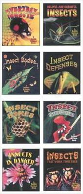 World of Insects -Lib