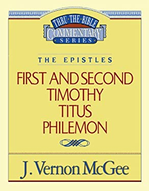 1 & 2 Timothy / Titus / Philemon 9780785208020