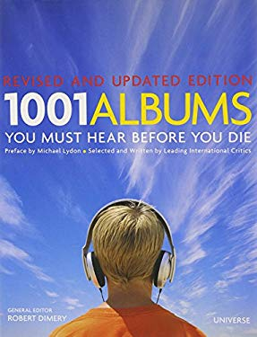 1001 Albums You Must Hear Before You Die 9780789320742