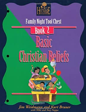12 Family Times about Basic Christian Beliefs: Family Night Tool Chest, Book Two 9780781400978