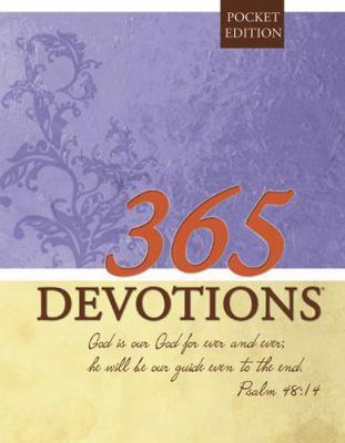 365 Devotions Large Print Edition-2011 9780784728772