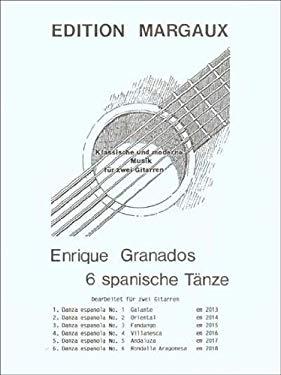 6 Spanische Tanze: Rondalla Aragonesa 9780786663590