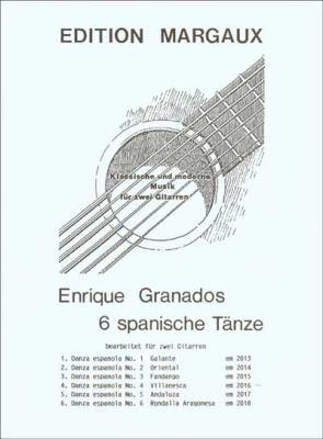 6 Spanische Tanze: Villanesca 9780786664269