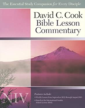 David C. Cook NIV Bible Lesson Commentary: The Essential Study Companion for Every Disciple 9780781405676