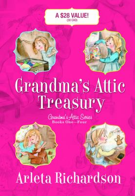Grandma's Attic Treasury 9780781406697