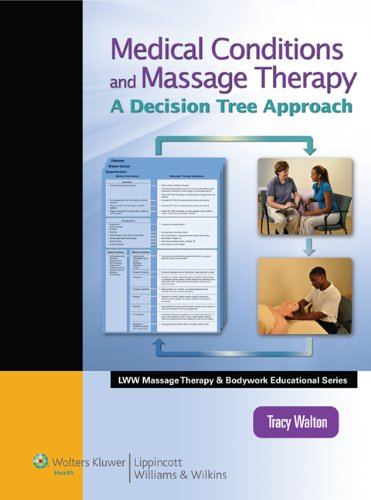 Medical Conditions and Massage Therapy: A Decision Tree Approach 9780781769228