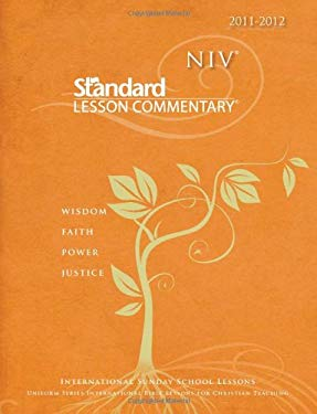 NIV Standard Lesson Commentary, Volume 18 [With CD]