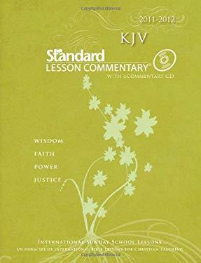 KJV Standard Lesson Commentary, Volume 59 [With CD (Audio)] 9780784723852