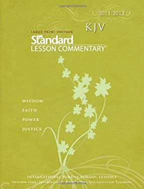 KJV Standard Lesson Commentary, Volume 59