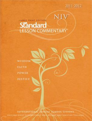 NIV Standard Lesson Commentary 9780784723883