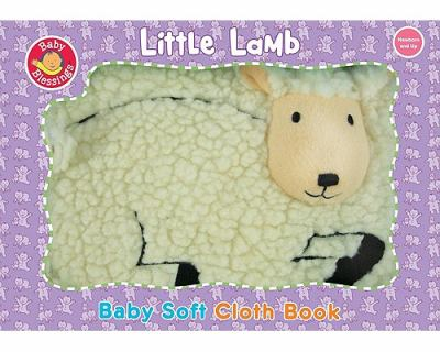 Little Lamb Baby Soft Cloth Book 9780784731826