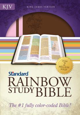 Rainbow Study Bible-KJV 9780784733141