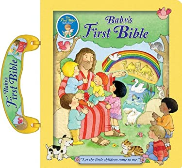 Baby's First Bible 9780784735039