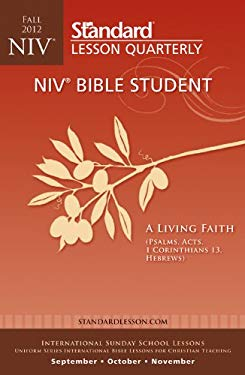 NIV Bible Student Fall 2012 9780784747063