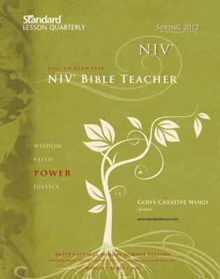 NIV Bible Teacher 9780784748053