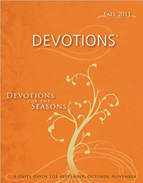 Devotions-Fall 2011 9780784748671