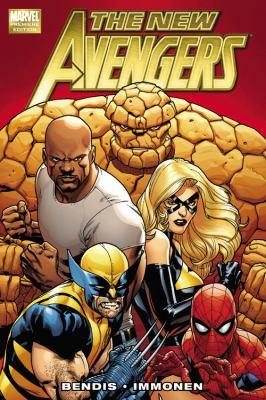 The New Avengers, Volume 1 9780785148722