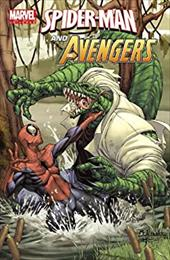 Spider-Man and the Avengers 17392755