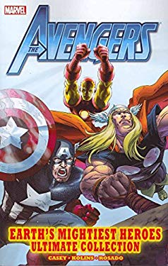 Avengers: Earth's Mightiest Heroes Ultimate Collection 9780785159377