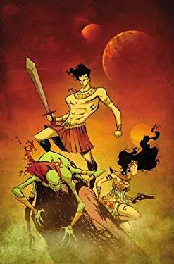 John Carter: A Princess of Mars 9780785160427