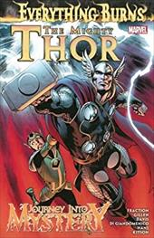 The Mighty Thor/journey Into Mystery: Everything Burns 20579238
