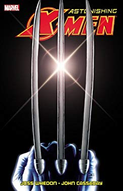 Astonishing X-Men by Joss Whedon & John Cassaday Ultimate Collection - Book 1 9780785161943