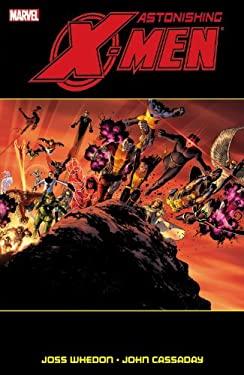 Astonishing X-Men by Joss Whedon & John Cassaday Ultimate Collection Book 2 9780785161950