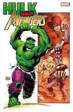 Hulk Smash Avengers 9780785163053