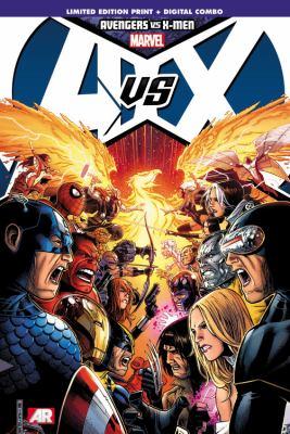 Avengers vs. X-Men 9780785163176