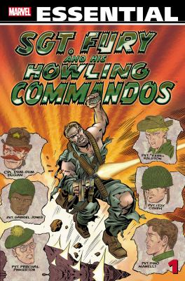 Sgt. Fury and His Howling Commandos, Volume 1