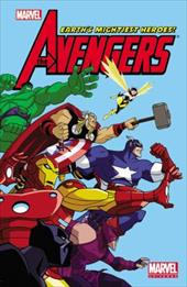 Marvel Universe Avengers Earth's Mightiest Heroes - Volume 1 18864976
