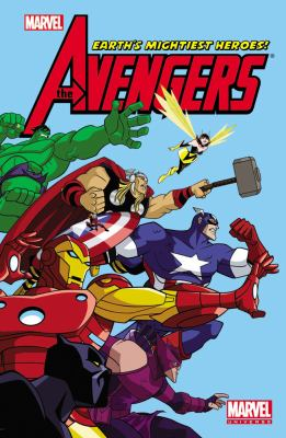 Marvel Universe Avengers Earth's Mightiest Heroes - Volume 1 9780785164449