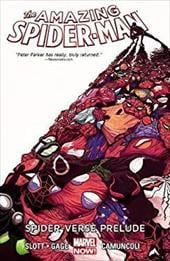 Amazing Spider-Man Volume 2: Spider-Verse Prelude (The Amazing Spider-Man) 22730811