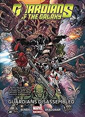 Guardians of the Galaxy Volume 3: Guardians Disassembled (Marvel Now) (Guardians of the Galaxy (Marvel)) 22725475
