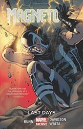 Magneto Vol. 4: Last Days 23605141