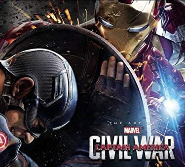 Marvel's Captain America: Civil War: The Art of the Movie