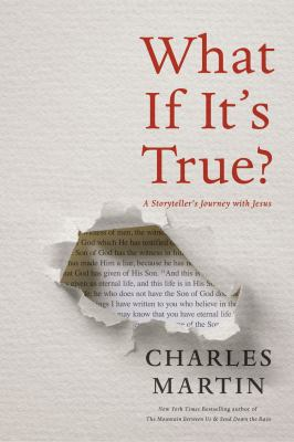 What If It's True?: A Storytellers Journey with Jesus