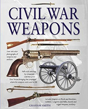 Civil War Weapons 9780785828549