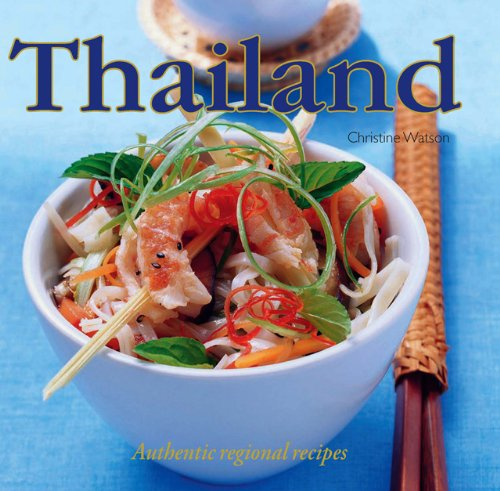 Thailand: Authentic Regional Recipes 9780785828730