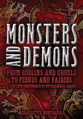 Monsters and Demons 9780785828808