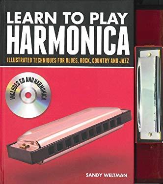 Learn to Play Harmonica 9780785829089