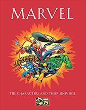 Marvel: The Characters and Their Universe 23101984