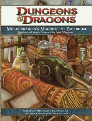 Mordenkainen's Magnificent Emporium: A 4th Edition D&d Supplement 9780786957446