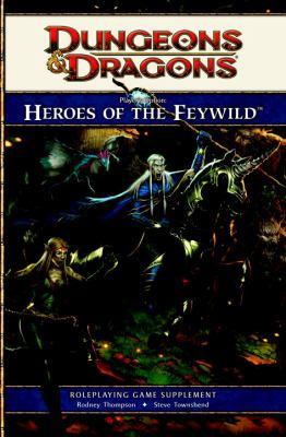 Player's Option: Heroes of the Feywild: Roleplaying Game Supplement 9780786958368