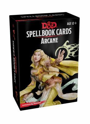 Spellbook Cards: Arcane (Dungeons & Drangons)