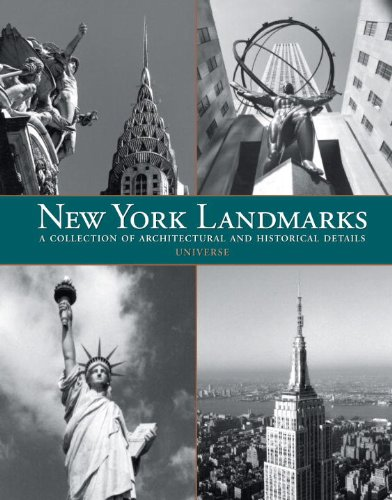 New York Landmarks: A Collection of Architectural and Historical Details 9780789322234