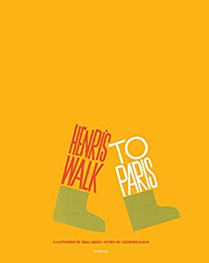 Henri's Walk to Paris 9780789322630