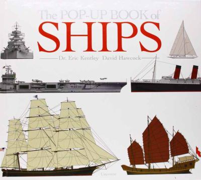 The Pop-Up Book of Ships 9780789324085