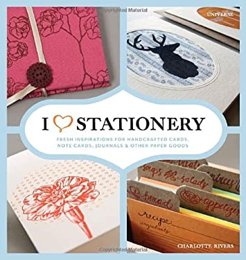I Heart Stationery 9780789324887