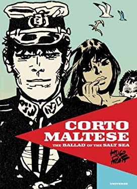 Corto Maltese: The Ballad of the Salt Sea 9780789324986